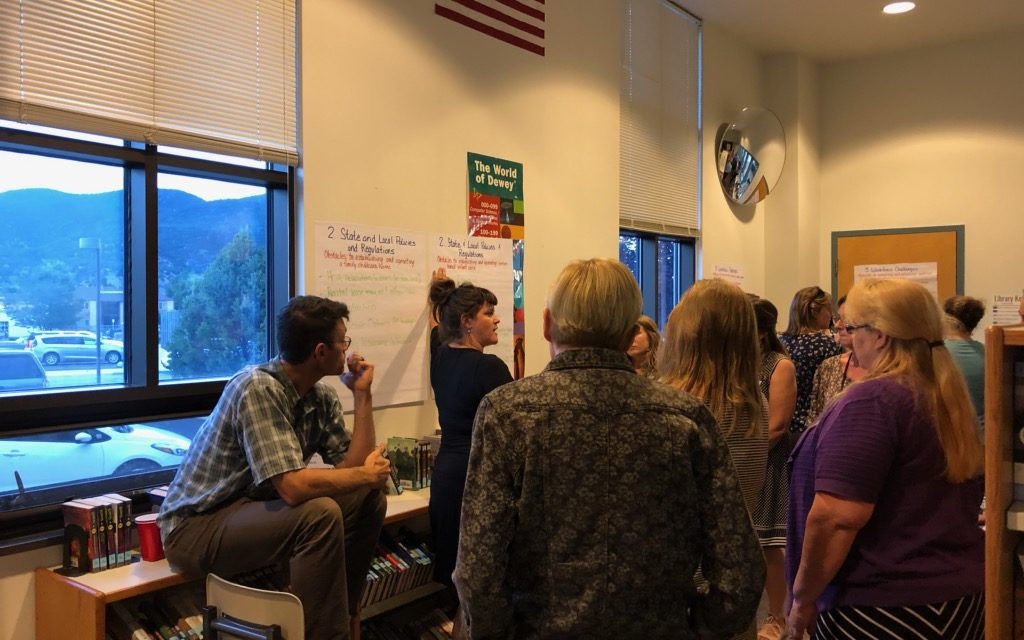 Chaffee County Early Childhood Council meets to discuss Senate Bill 63