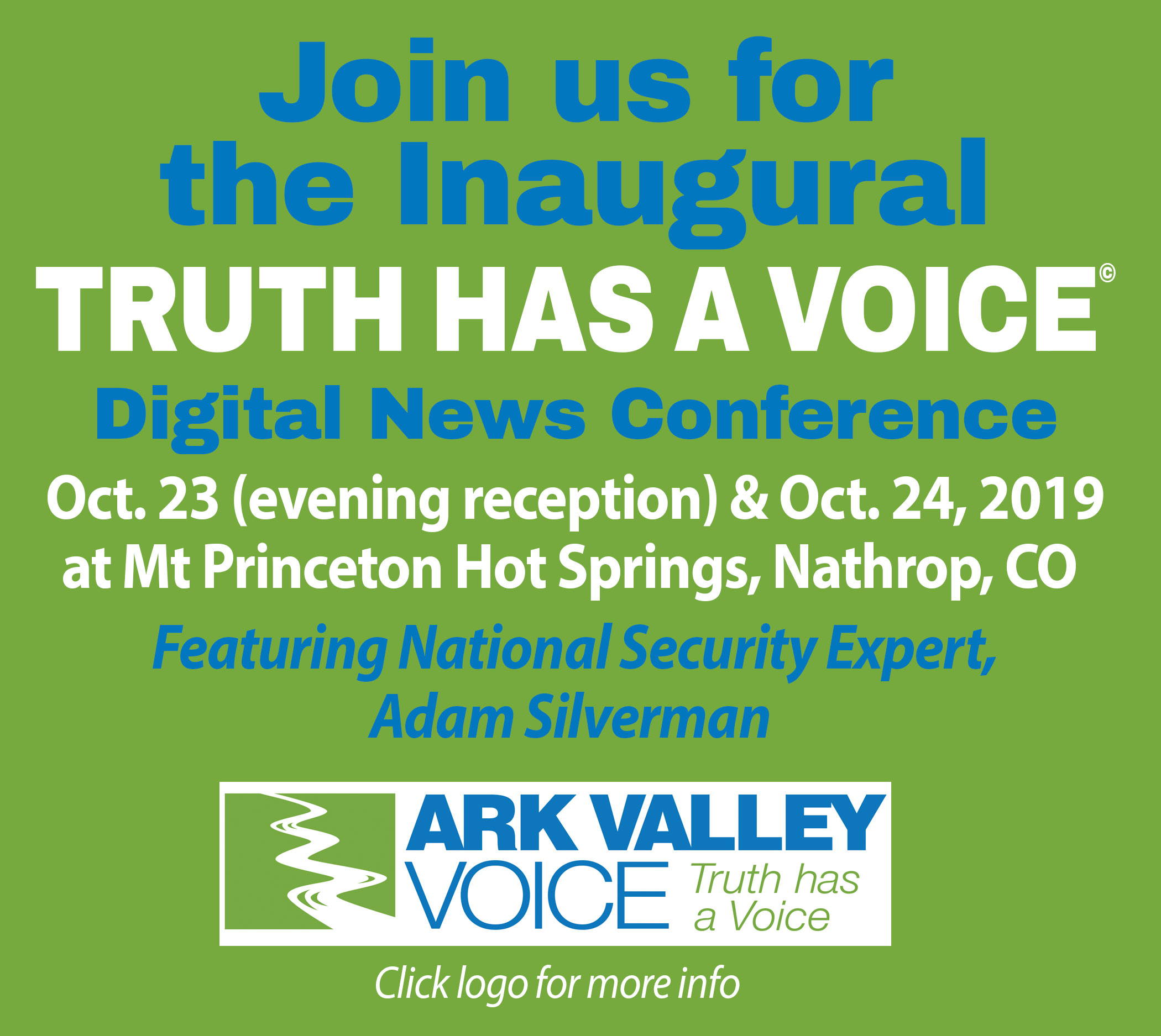 Ark Valle Voice Digital Conference Sidebar