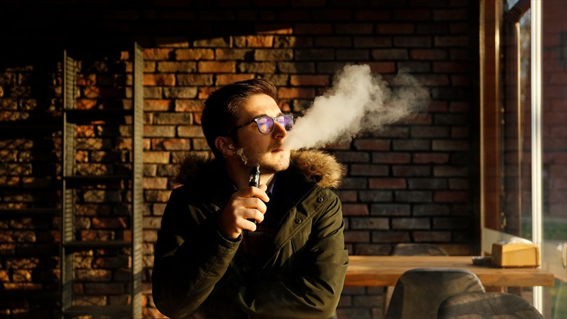 What is going on with youth vaping?