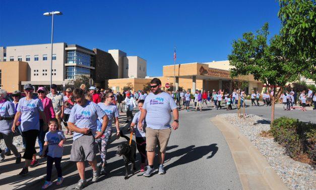 Second Annual HRRMC Cancer Walk a resounding success