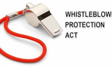 Thinking Security: Part II on the whistleblower's complaint and potential counterintelligence threat