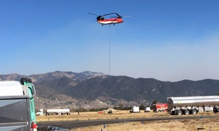 Good Year for Salida Airport, 2020 Construction Plans Reviewed
