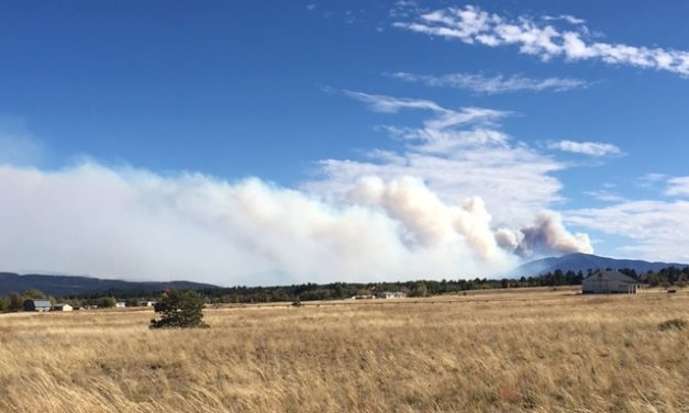 Oct. 1 community update on Decker Fire, eases concerns, raises other questions