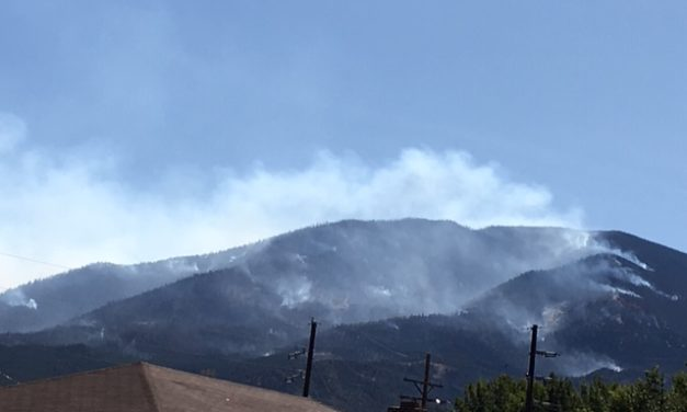 Progress made on Decker Fire, crews focus on direct and indirect fire lines