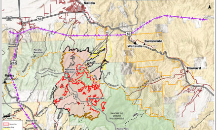 Decker Fire edges up to 55 percent containment