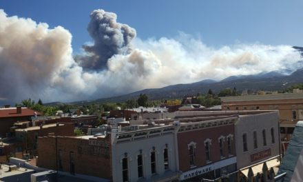 Decker Fire designated a Type I wildfire, structural damage confirmed