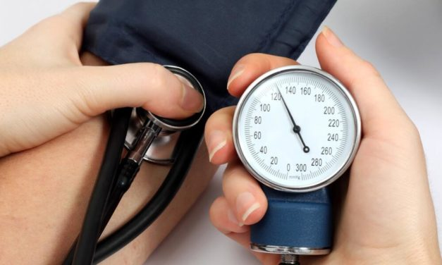 Don't let high blood pressure get you down