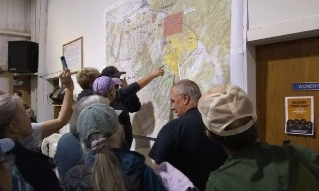 Howard residents get Decker Fire pre-evacuation update