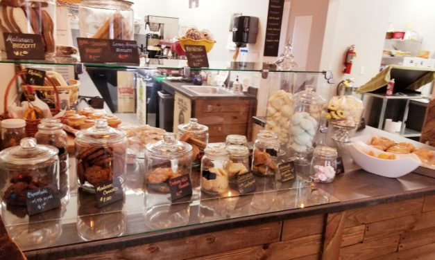 Alba Bakery – Poncha Spring's new local coffeeshop and bakery