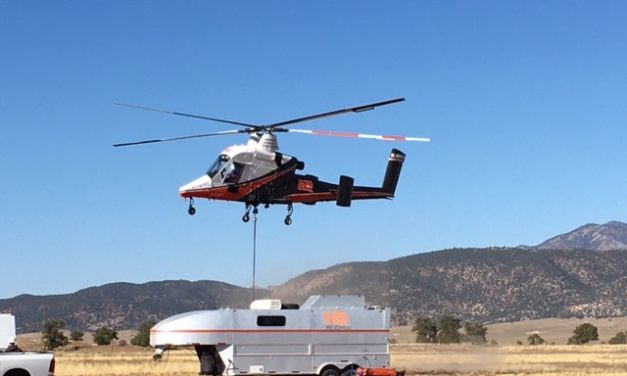 Officials: Salida Airport proved its worth in Decker Fire