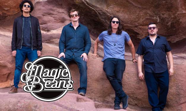Magic Beans performs at the Lariat