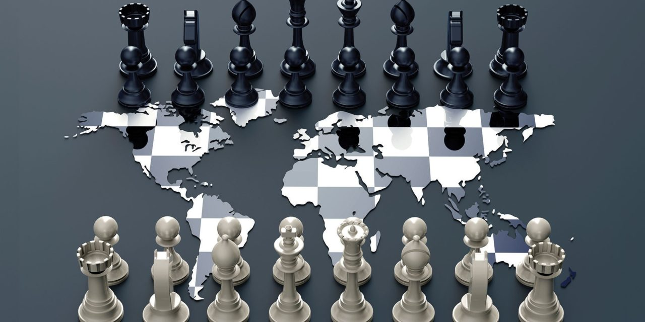 Thinking security: 'Political world warfare' and the 2020 U.S. elections