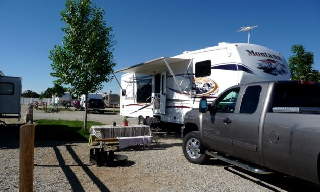 Buena Vista to address code enforcement for RVs and camping in town limits