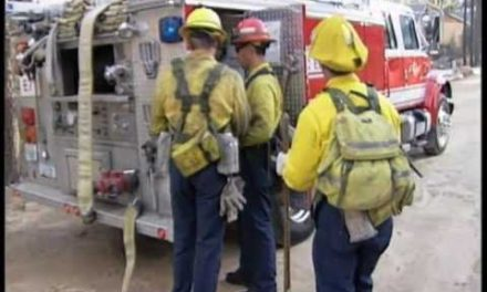 Decker Fire edges up to 35 percent containment