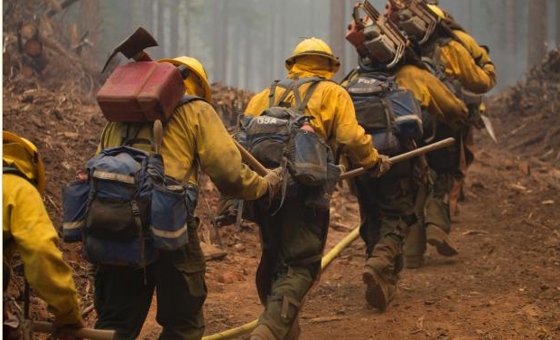 "Governor Calls Colorado Wildfire Risk ""Year-around"""