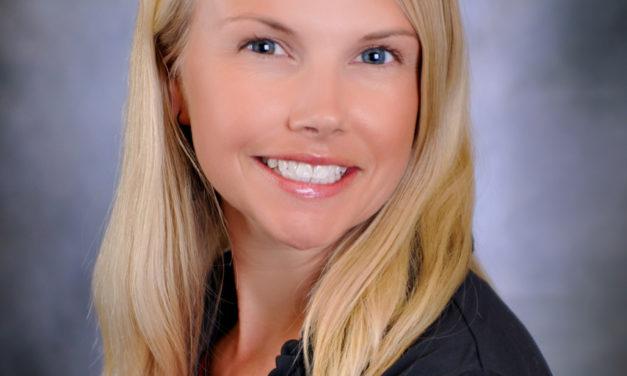 Carlstrom named Solvista Health Board Member of the Year