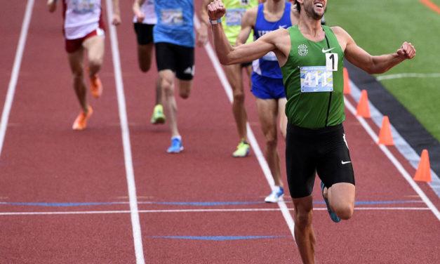 World-class runner Andrew Wheating to visit CMC Leadville