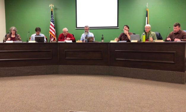 Salida City Council bids farewell to outgoing council members
