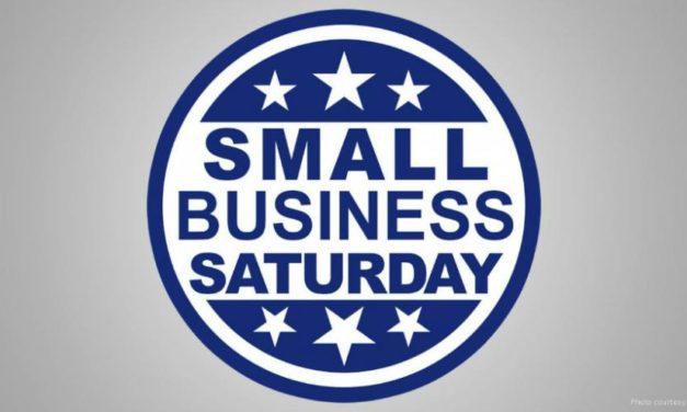 Support local business and shop on Small Business Saturday