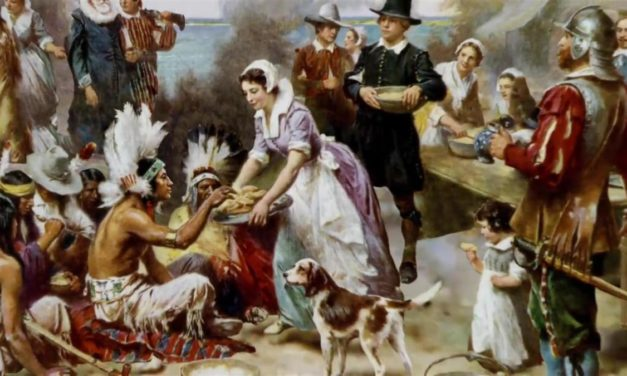 Thanksgiving, both heritage and Constitutional promise