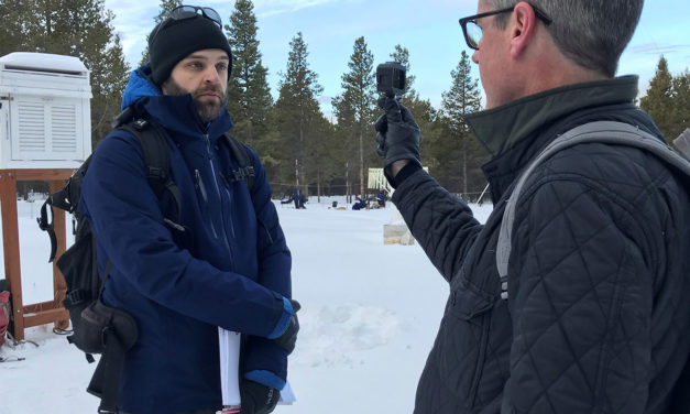 Christmas, New Year's Day TV news special to feature CMC avalanche science program