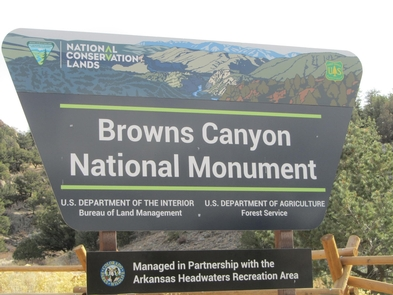 Browns Canyon Management Plan Comment Deadline Looms Jan. 2