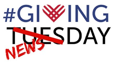 Our Voice: #Giving NewsDay is Dec. 3