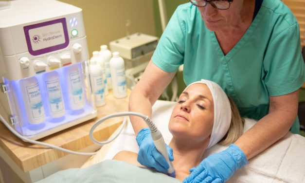 Good Skin Matters now located in Salida