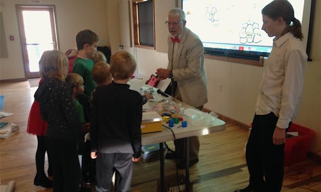 "Imagination 'Rocked"" Children's Science Festival"