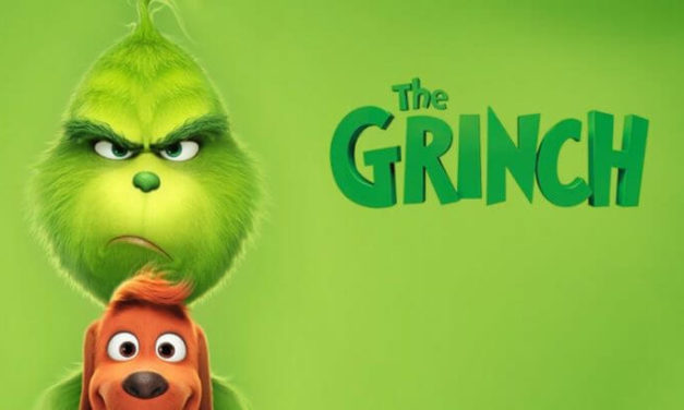 Grinch Holiday Movie Showing at Chaffee Fairgrounds