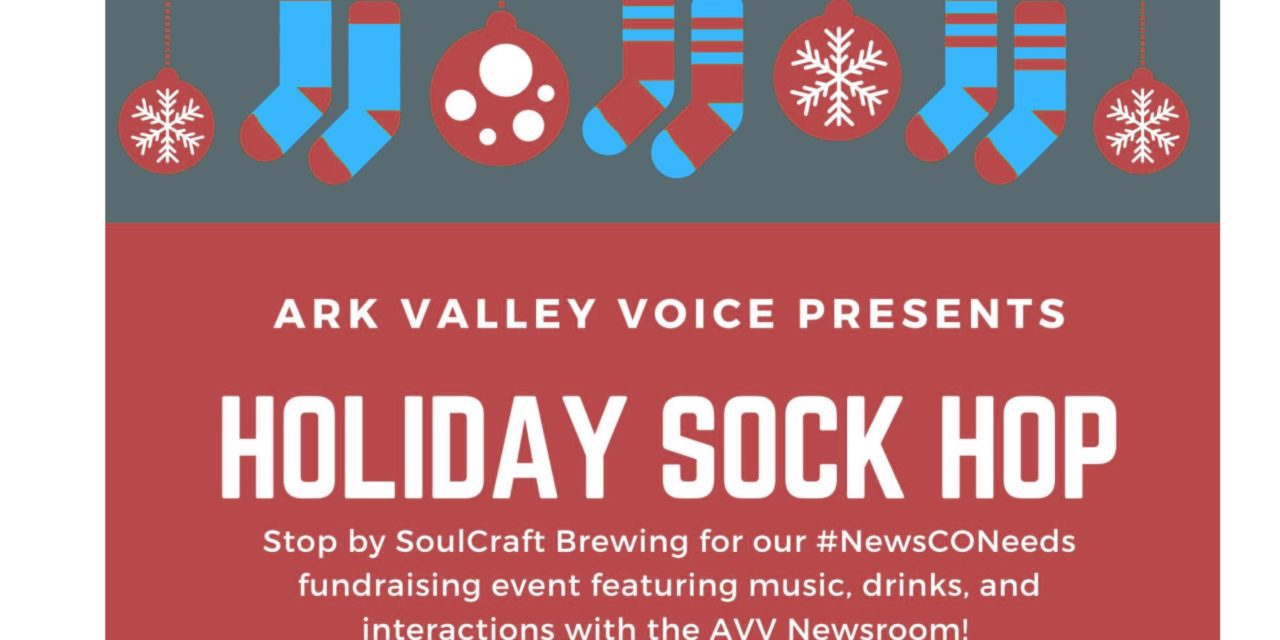 AVV Holiday Sock Hop Tonight, December 19!