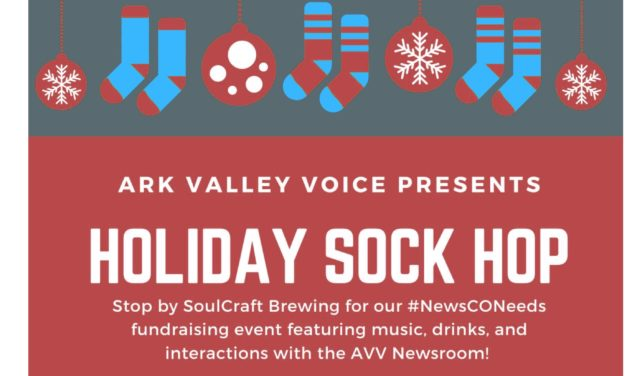 AVV Holiday Sock Hop Tonight, December 19!