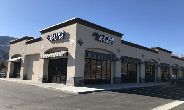 Anytime Fitness Thriving in Poncha Springs