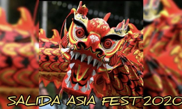 Salida Creativity Lab hosts the 4th annual Lunar New Year: Asia Fest 2020
