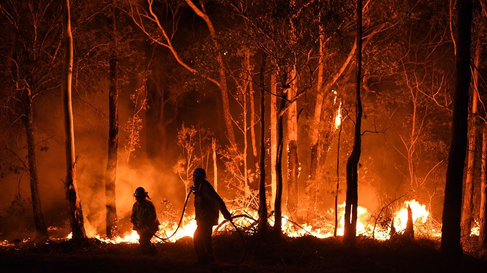 On Climate: Why Fires in Australia Matter Here