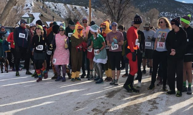 Salida Community Sprints into New Year with Annual 5K Run