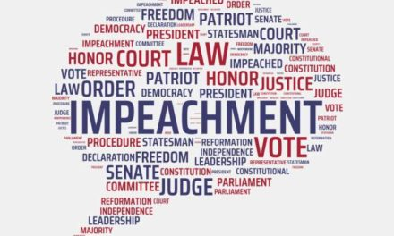 Our Voice: Impeachment and 'A Cloud of Crazy'