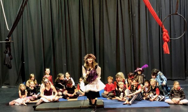 Salida Circus Schedules Auditions for Spring Show