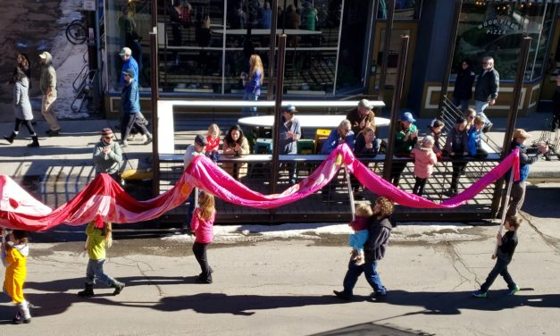 Dragons take over Downtown Salida for Dragon Parade Last weekend