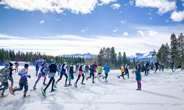 U.S. national snowshoe championships coming to CMC Leadville's Campus