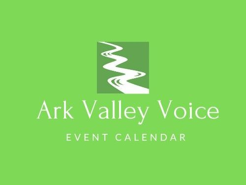 Submitting Events to the New Ark Valley Voice Event Calendar