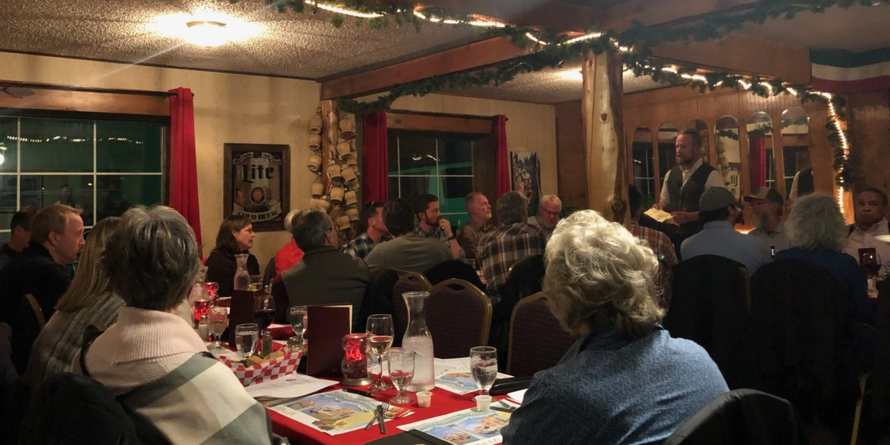 Fostering Chaffee County Communication, Quarterly Intergovernmental Meeting