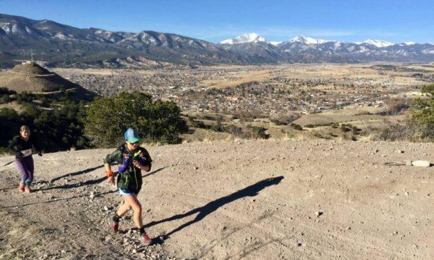 Salida's 15th Annual Run Through Time- Saturday, March 14
