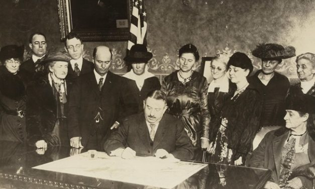 Our Voice:100 Years Ago Today Women Got the Vote