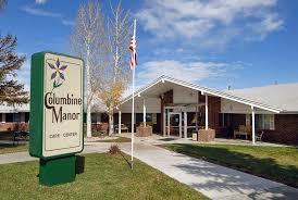 Columbine Manor Care Center Issues Coronavirus Update