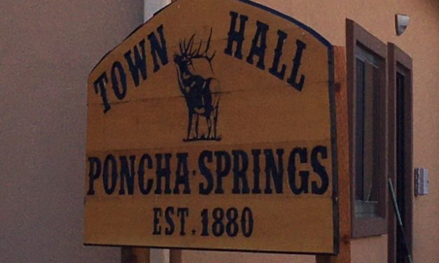 Poncha Springs Board of Trustees Adopts COVID-19 Emergency Declaration