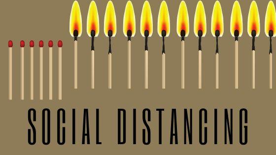 """Social Distancing"" Doesn't Mean Social Disengagement"