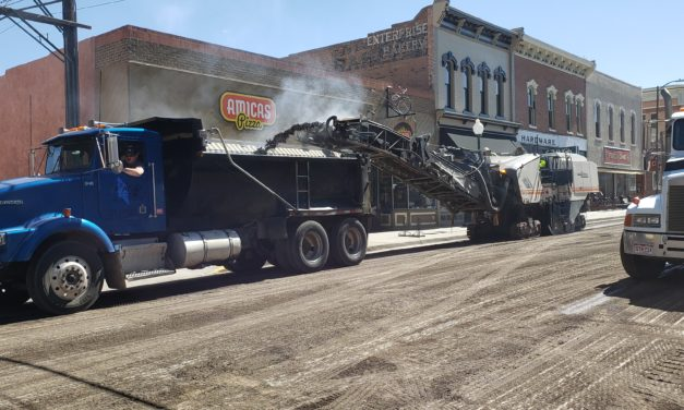 Fewer Cars Means New Roads: Salida Public Works Department Begins Road Repairs