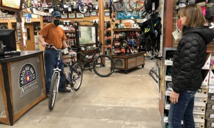 COVID Diaries Colorado: Shawn Gillis Owner of Absolute Bikes – on Small Town, Main Street Survival