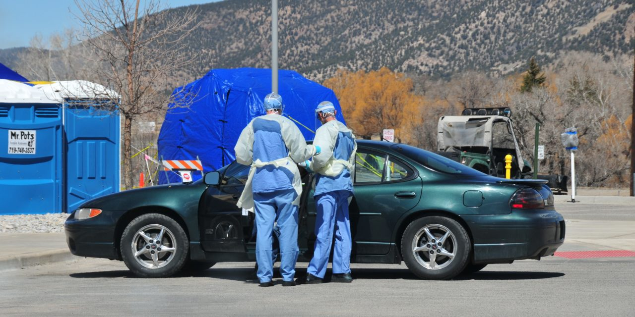 Two Out-of-Towners to Chaffee County Test Positive for COVID-19
